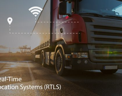 Real-Time Location Systems (RTLS) in Transportation & Logistics