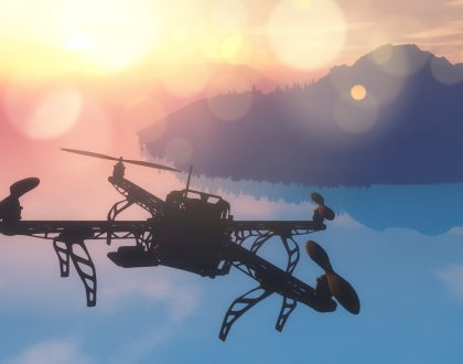 DRONES IN SUPPLY CHAIN MANAGEMENT