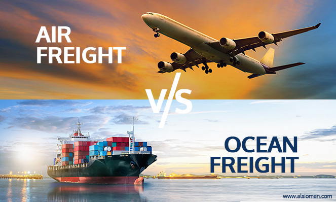 Air Freight Vs Ocean Freight